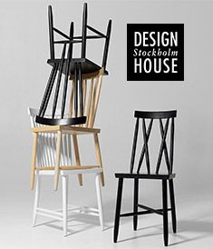 Design ideas from Design House Stockholm