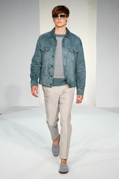 Gieves & Hawkes Spring 2015
