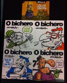 LUÍS DAVILA. OBRA COMPLETA ( 5 LIBROS) http://libreriaabrente.es/es/comics/2376-luis-davila-obra-completa-5-libros.html
