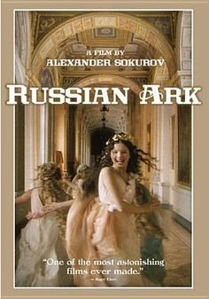 Cover image for Russian ark