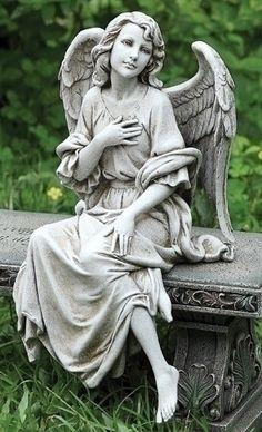 #StatueOfAngel
