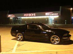 Danny's Mustang