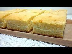Prajitura turnata cu branza dulce - Reteta care iti va reusi sigur Rețetă Papi Papi Cuisine - YouTube Cheesecake Cake, No Cook Desserts, Food Cakes, Cornbread, Cake Recipes, Food And Drink, Cooking, Ethnic Recipes, Sweet