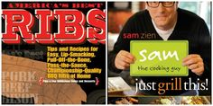 Grilling versus barbecuing: Is there a difference? Check out these two cookbooks and recipes for a taste. Giveaway ends Off The Bone, Best Cookbooks, Oven Recipes, Giveaways, Barbecue, Grilling, Cooking, Tips, Check