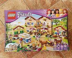Lego Friends Summer Riding Camp (3185) *NISB*