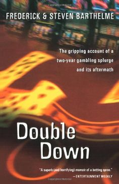Double down: reflections on gambling and loss by frederick barthelme Gambling Games, Gambling Quotes, Las Vegas, Gambling Machines, Double Down, Card Tattoo, Senior Home Care, Wellness Programs, Video Games For Kids