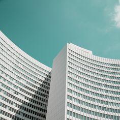 Reflexionen Eins Architectural Photography by Matthias Heiderich • Design Father