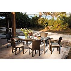 PANAMA DEDON Armlehnstuhl • DEDON PANAMA Outdoor Gartenmöbel