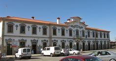 * Estação Ferroviária de Vilar Formoso *  Portugal.