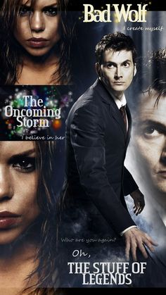 pictures of Doctor Who bad wolf | Doctor Who background Bad Wolf + #ncoming Storm = The Stuff ... | Dr ...