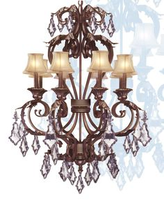 castle chandelier - Google Search