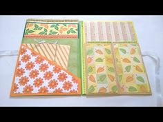 Smash book Tutorial by Srushti patil | DIY paper crafts | Card Ideas - YouTube
