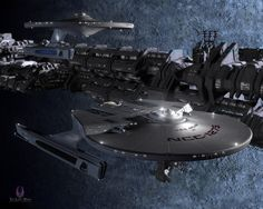 Starfleet ships — viaalphamecha