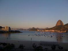 Praia de Botafogo - Rio de Janeiro