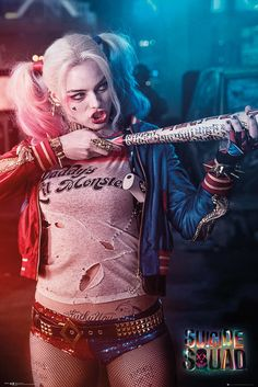 Suicide squad (2016) ~ Harley Quinn
