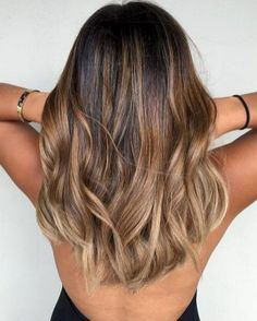 Hottest balayage hair color ideas for brunettes (22)