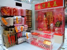 Gallery: Intricate, Miniature Models of Old Hong Kong – Flavorwire