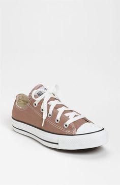 Ginger Snap? Best Color Ever! Converse Chuck Taylor® Low Sneaker (Women) available at #Nordstrom