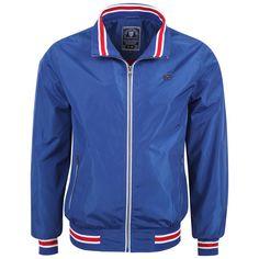 """Ανδρικό Μπουφάν """"Linus Bay"""" New York Tailors Bay News, Men's Polo, Men's Jackets, Polo Shirts, New York, Spring, Long Sleeve, Water, Collection"""