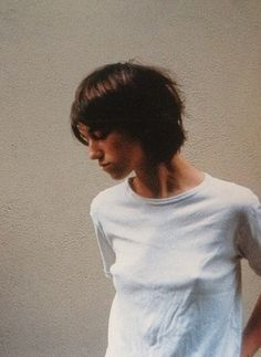Charlotte Gainsbourg.  Because, you know.  She's a freedom fighter. I don't even know what I'm saying anymore -lol.
