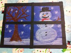 art projects for christmas   Kindergarten Kids At Play: Fun Winter & Christmas Craftivities