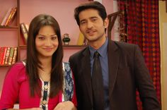 Our lovely couple Archana & Manav #PavitraRishta