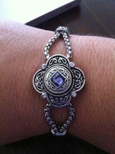 """This is a Lottie Dottie Bracelet I bought at Melange in Ste Genevieve.  Google """"Lottie Dottie"""" then #BuyLocal"""