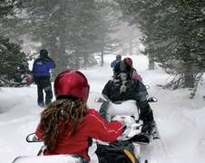 Visit the Snowmobile Capital of Pennsylvania!  Hundreds of miles of well-groomed and scenic trails.