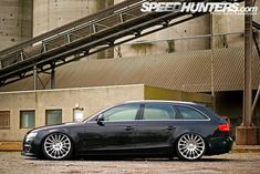 CAR FEATURE>> AIRED AUDI B8 A4 WAGONS - Speedhunters