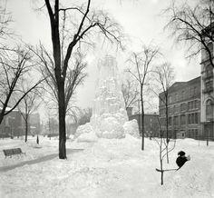 Iced Up photo washington boulevard circa 1904