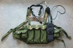 TS x East Asia Custom Chicom Type 56 Chest Rig