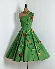2b8797e39b9 1950 s afternoon tea dress Vintage Outfits