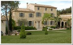 A house in Provence.