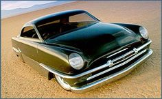 "The 480 HP V10 1954 Plymouth Belvedere built by Troy Trepanier and Chip Foose dubbed ""Sniper""."