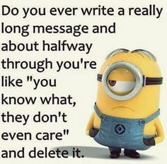 New Comical Minions images with quotes (04:08:20 AM, Thursday 24, December 2015 PST) – 10 pics