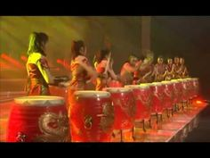 Manao -  Drums of China 2011