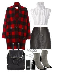 """Untitled #121"" by manerefortis ❤ liked on Polyvore featuring Étoile Isabel Marant, Acne Studios, Baja East, Chanel, STELLA McCARTNEY, MICHAEL Michael Kors, Topshop and ASOS"