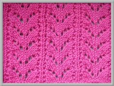 Another dishcloth pattern to knit for a stocking-stuffer set.
