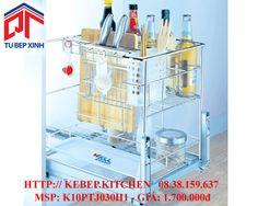 Phụ kiện tủ bếp: dao, thớt cao cấp giá rẻ