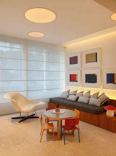 PGAA - Miguel Pinto Guimarães Arquitetos Associados # lighting #decor