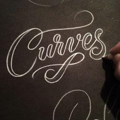 Hand Lettering 1.0 by  Abe Zieleniec