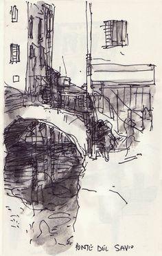 Ponte del Savio, Venice
