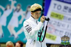 """[Picture] BTS at 2016 """"Idol Star Athletics Championships"""" Chuseok Special part 12 [160829]"""