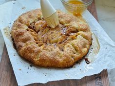 Rustic French Apple Tart - Once Upon a Chef