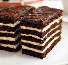 You will need: – Pastry World Russian Cakes, Russian Desserts, Baking Recipes, Cake Recipes, Dessert Recipes, Easy Cake Decorating, Sweet Cakes, How Sweet Eats, Creative Cakes
