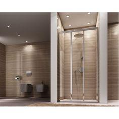 Szukasz pomysłu na remont? Obejrzyj te wyjątkowe drzwi do kabiny prysznicowej Bathroom Lighting, Teak, Tall Cabinet Storage, Divider, Mirror, Furniture, Home Decor, Bathroom Light Fittings, Bathroom Vanity Lighting
