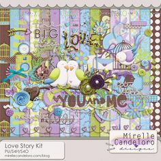 Love Story Kit by Mirelle Candeloro