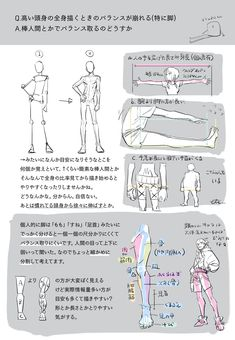 Body Reference Drawing, Anatomy Reference, Art Reference Poses, Figure Drawing, Manga Drawing Tutorials, Manga Tutorial, Anatomy Tutorial, Concept Art Tutorial, Digital Art Tutorial