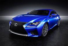 Lexus concept RCF: présenté au salon Détroit - Mcar Location de Voitures Tunisie Blog - News et informations