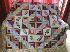 March 18 - Today's Featured Quilts - 24 Blocks